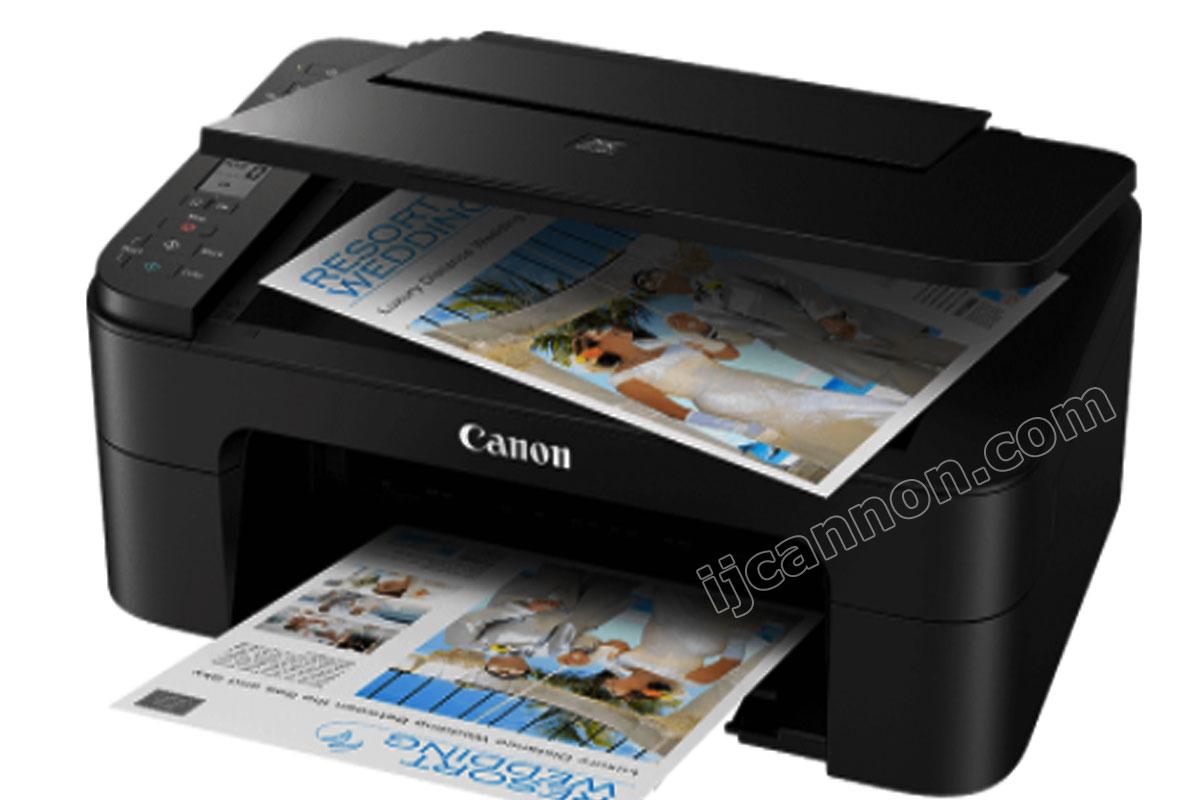 IJ Start Canon PIXMA TS3350