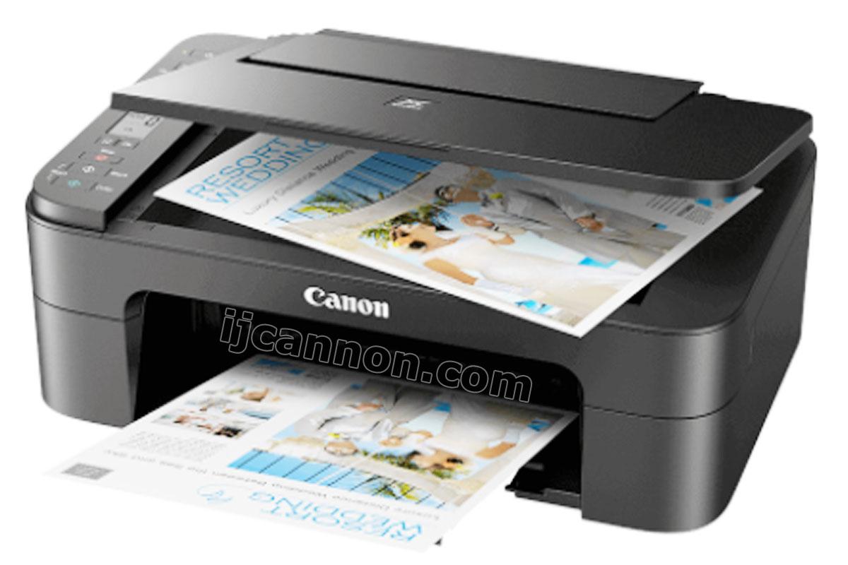 Canon Pixma TS3340 Printer Driver Download